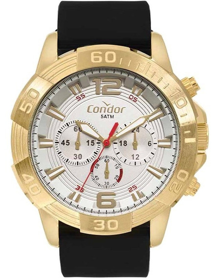 Relógio Condor Masculino Cronógrafo Covd54be/2k