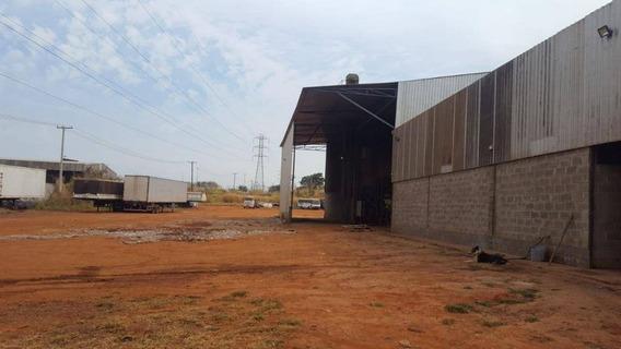 Barracão Comercial À Venda, Santa Terezinha, Paulínia - Ba0023. - Ba0023