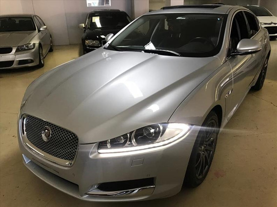 Jaguar Xf 2.0 Premium Luxury Turbocharged Gasolina 4p Automa