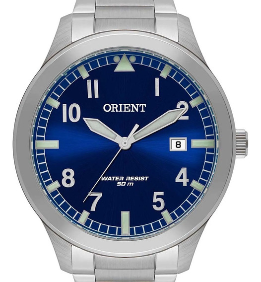 Relógio Orient Sport Masculino Analógico Mbss1361 D2sx + Nfe