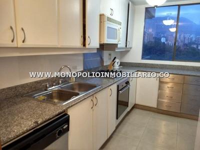 Apartamento Amoblado Renta Poblado Cod: 11229