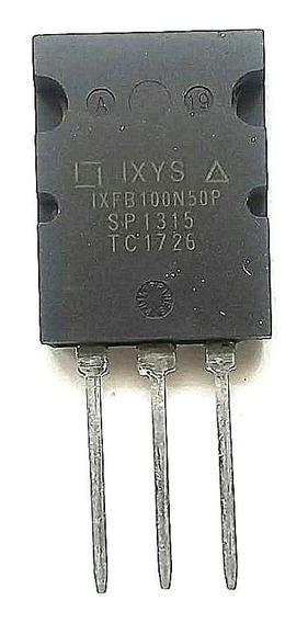 Ixfb100n50p Transistor Ixfb100n50 500v 100a