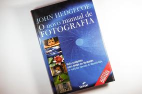 Novo Manual De Fotografia, 4ª Ed. Senac Novo No Plástico