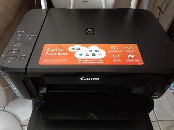 Impressora Canon Funcionando