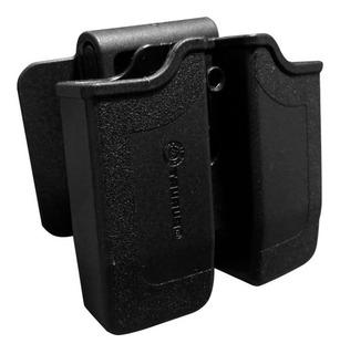 Porta Carregador Duplo Original Taurus .40/.9mm Ajustável