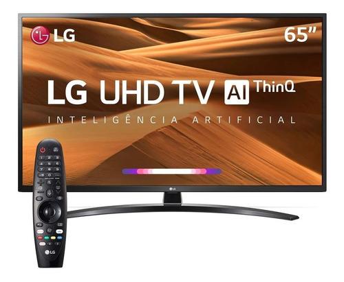 Tv 65 LG Tela Quebrada