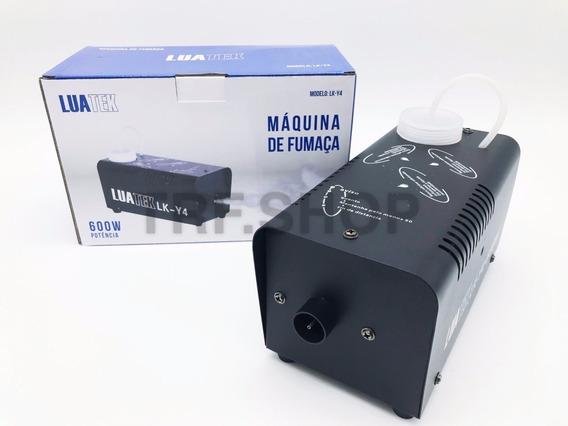 Maquina De Fumaça 600w Controle Com Fio 127volt