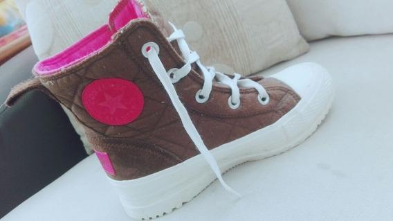 Snow Boots Converse Color Cafe