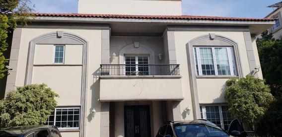 Res. Las Villas, Renta Casa En Condominio (vw)