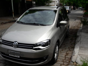 Volkswagen Suran 1.6 Highline 101cv Cuero