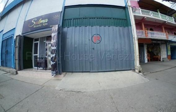 Galpon En Alquiler En Zona Oeste Barquisimeto 20-7829 Nd