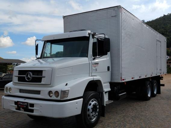 Mb 1620 Truck Baú Teresópolis Rj
