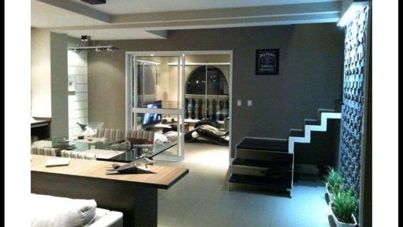 Cobertura Com 3 Dormitórios À Venda, 260 M² Por R$ 1.400.000 - Jardim Esplanada Ii - São José Dos Campos/sp - Co0100