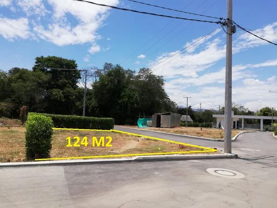 Lote Esquinero 124 M2 Tocaima Cundinamarca Brisas Del Sol