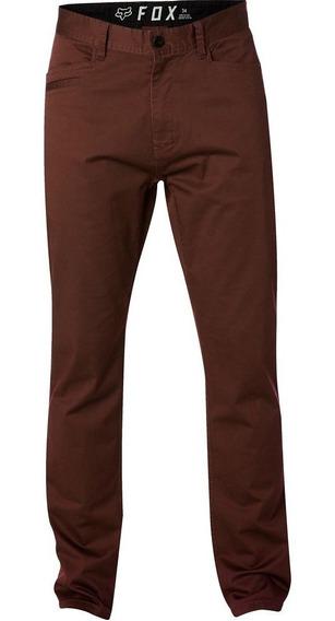 Pantalón Fox Stretch Chino #21160-412