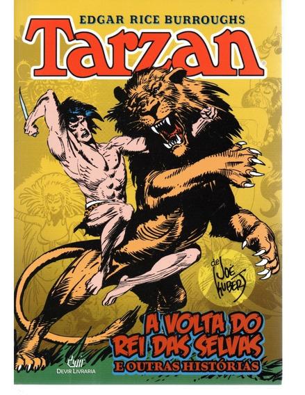 Tarzan A Volta Do Rei Das Selvas Devir Bonellihq Cx477 H19