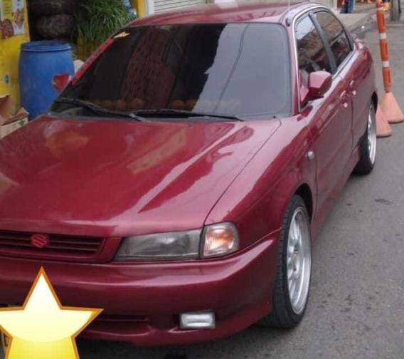 Vendo Chevrolet Esteem Rojo Radiante Modelo1996 Negociables