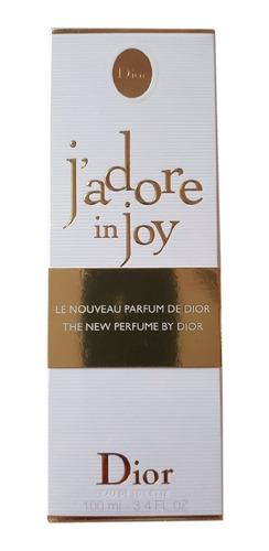 Perfumes Importados J'adore In Joy Edt 100ml Dior Original