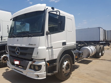 Mb Atego 2426 2013 Cabine Leito N 24250 2425 24280 1620 P250