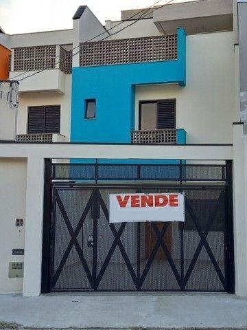 Imagem 1 de 12 de Sobrado Com 3 Dormitórios À Venda, 101 M² - Campestre - Santo André/sp - So20951