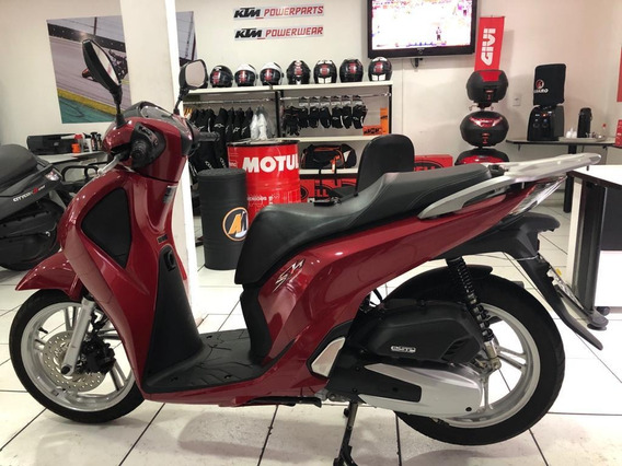Honda Sh150 I 3.800 Km !!!! Nova