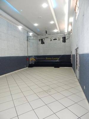Salão Comercial(preparado Para Igreja Ou Escolas) Três Pavimentos 750m Util - 47