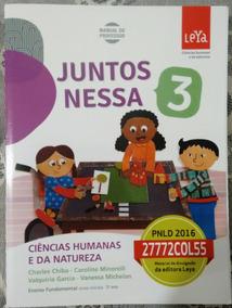 Juntos Nessa - Ciências Humanas E Da Natureza 3º Ano (usado)