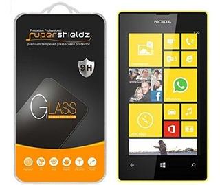 Paquete De 2 Supershieldz Para Nokia Lumia 520 Protector De