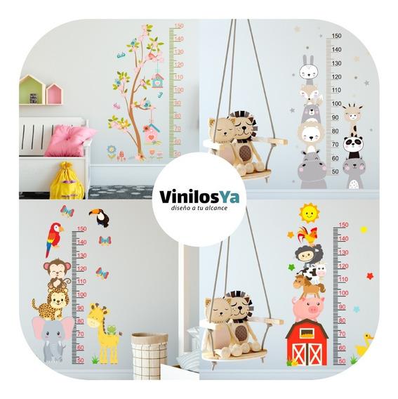 Vinilos Decorativos Infantiles Medidores De Altura Reglas