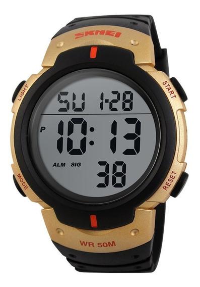 Correndo Homens Sports Relógio Ao Ar Livre Multifuncional Re