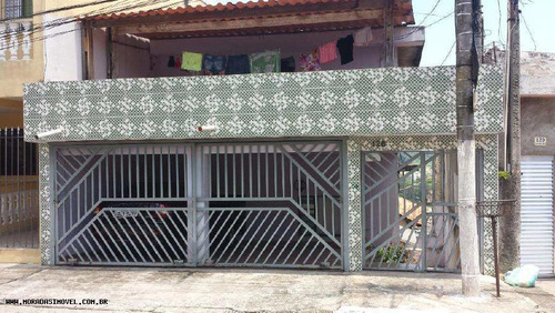 Imagem 1 de 12 de Casa Para Venda Em São Paulo, Jardim Faria Lima, 4 Dormitórios, 1 Suíte, 2 Banheiros, 2 Vagas - 4023_1-1934722