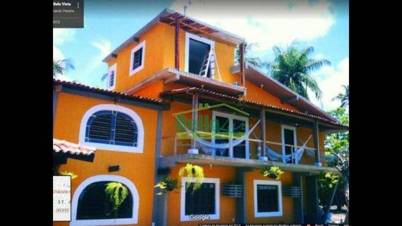 Chácara Com 8 Dormitórios À Venda, 5200 M² Por R$ 510.000 - Centro - Goiana/pe - Ch0005