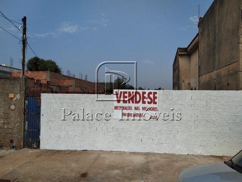 Imagem 1 de 6 de Terreno Padrão À Venda, Parque Residencial Lagoinha - Ribeirão Preto/sp - 1844