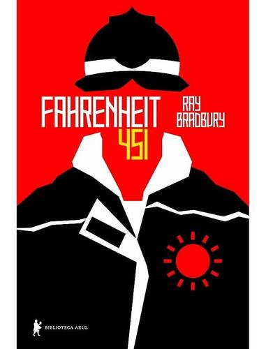 Livro Fahrenheit 451 - Ray Bradbury - Lacrado