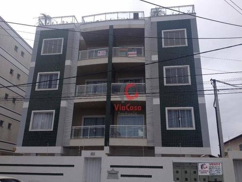 Excelente Apartamento Com Fino Acabamento Composto De 2 Quartos Sendo 1 Suíte - Ap0604
