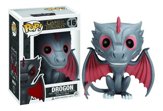 Funko Pop Figura Drogon Int 3873 Original Wabro