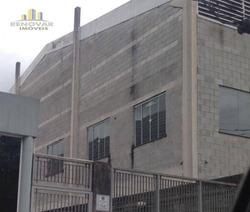 Galpão Comercial Para Venda E Locação, Jardim Rodeio, Mogi Das Cruzes - . - Ga0011