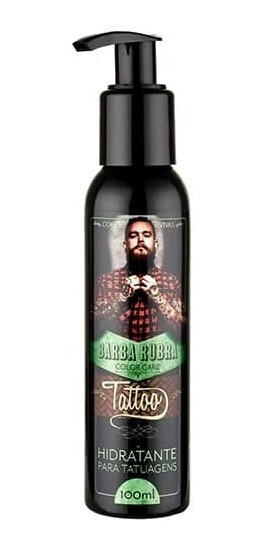 Color Care Creme Hidratante Para Tatuagens - Barba Rubra