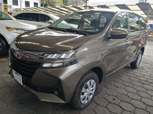 Imagen 1 de 13 de Toyota Avanza 2020 1.5 Le At