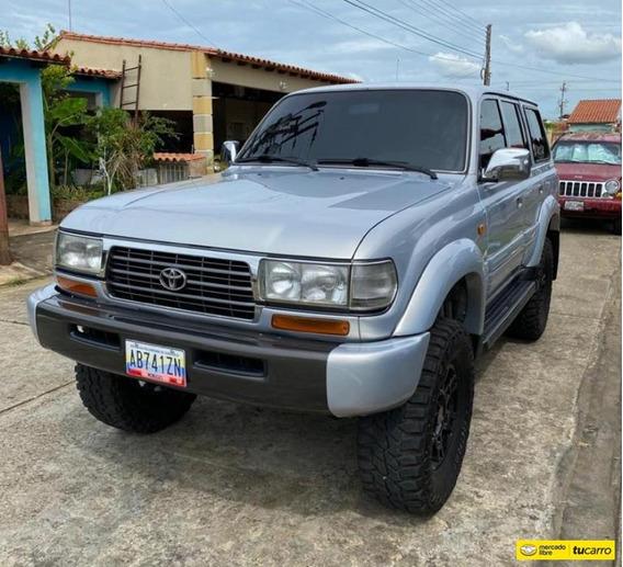 Toyota Burbuja Vx Fulltime