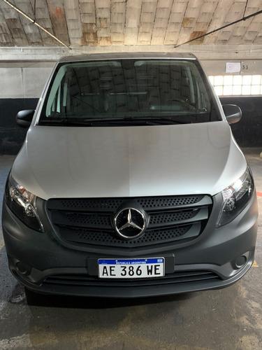 Mercedes-benz Vito 1.6 111 Cdi Furgon V2 Aa 114cv España