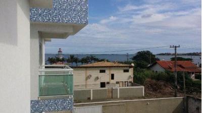 Apartamento Em Vila Capri, Araruama/rj De 76m² 2 Quartos À Venda Por R$ 245.900,00 - Ap61264