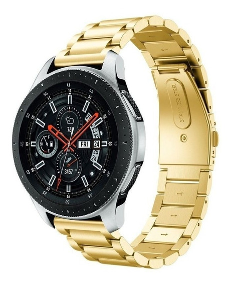 Pulseira Aço Inox Samsung Galaxy Watch 46mm