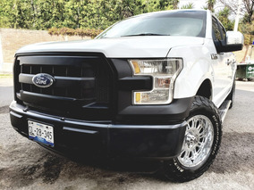 Ford F-150 3.5 Doble Cabina V6 4x2 At 2016 Autos Puebla