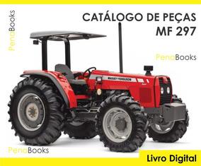 Catálogo Peças Trator Massey Ferguson 297
