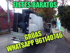 Fletes Y Mini Mudanzas Santiago Baratos Económicos Express