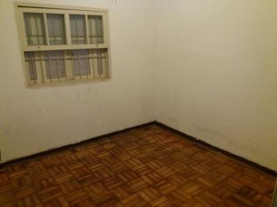 Locação Casa De Alvenaria 2 Dorm 1 Ban 2 Gar Vila Tibiriçá Santo André Sp - Lc057
