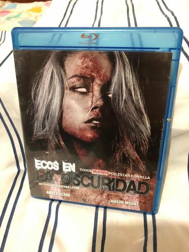 Imagen 1 de 3 de Ecos En La Oscuridad Película De Terror Blu-ray