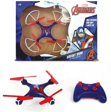Aircraft Drone Capitan America Drones Avengers L305 Mm