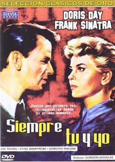 Siempre Tu Y Yo( Doris Day- Frank Sinatra) Comedia Dvd